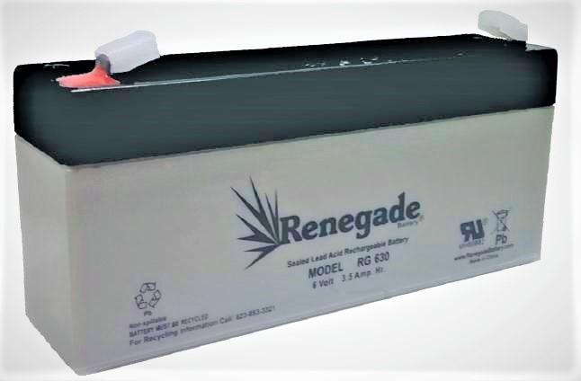 Rg630 3fm3 3 Long Way Battery Batteries
